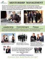 Mentorship Management